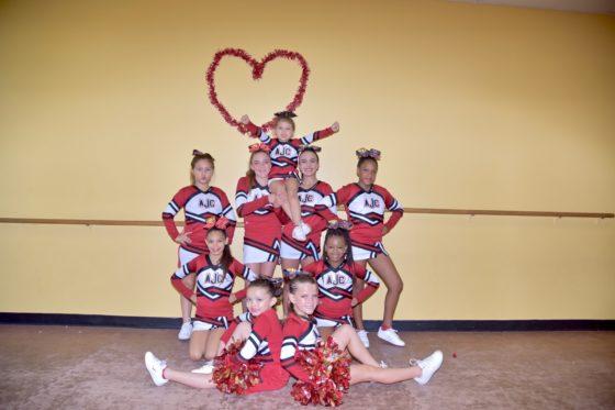 AJC Cheerleader 2018