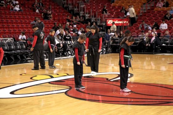 AJC Performance – Miami Heat Game